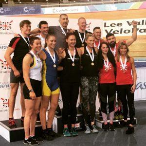 Rowing champions