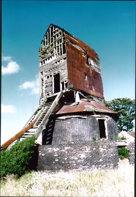 Ruined Windmill