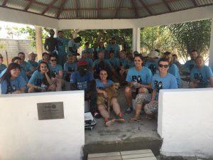 Photo of BACE volunteers