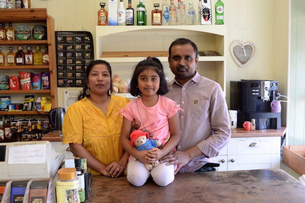 Rushlake Green village shop