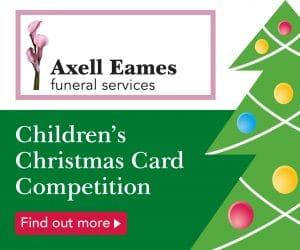 Axell Eames Christmas Comp