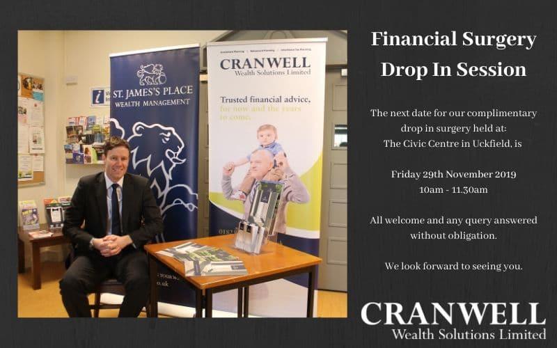 Cranwell event advert