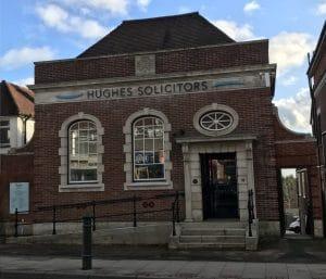 Hughes Solicitors building