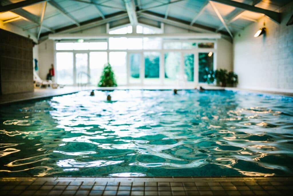 swimming pool indoors